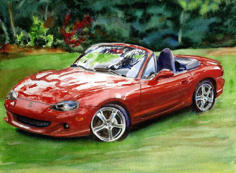 2005 Mazdasd Miata