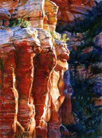 Stephen Collins Watercolors